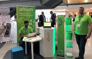 asvin.io exhibitor at Command & Control Event Munich